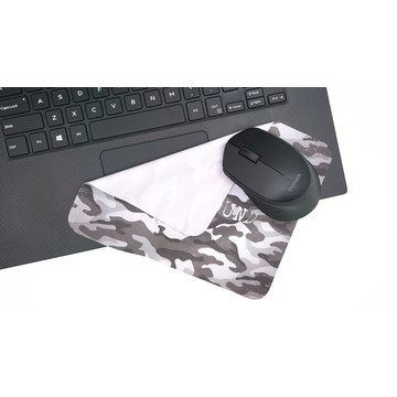 Promotional gaming microfiber thin mouse pad