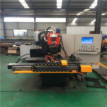 YBJ-80 Steel Plate CNC Punching Machine