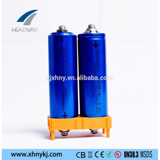 Headway lifepo4 38120S battery 10ah 3.2v for e-forklift