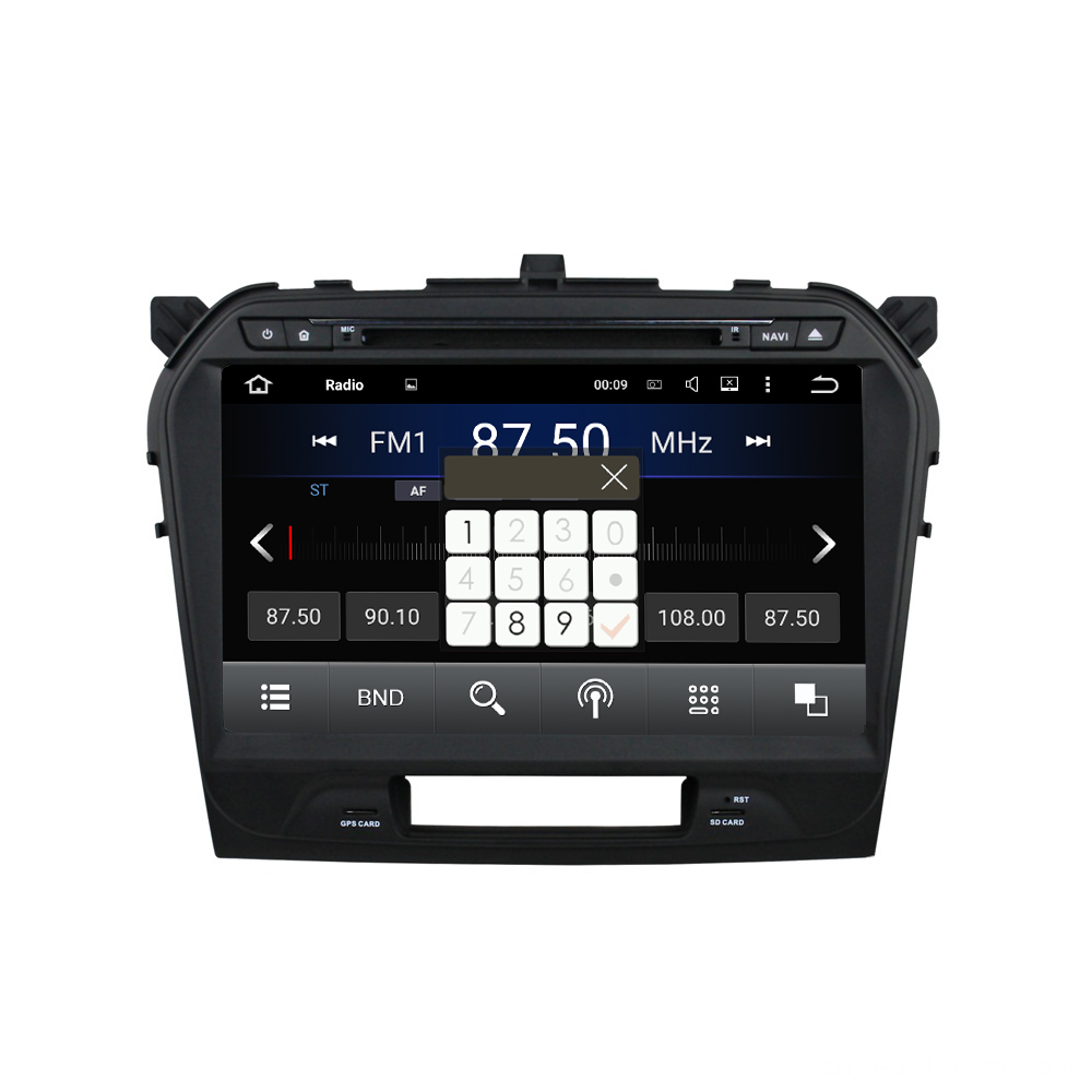 10 1 Inch Hd Touchscreen 2015 Suzuki Vitara