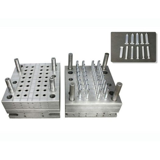 Medical Disposable syringe plastic injection mould