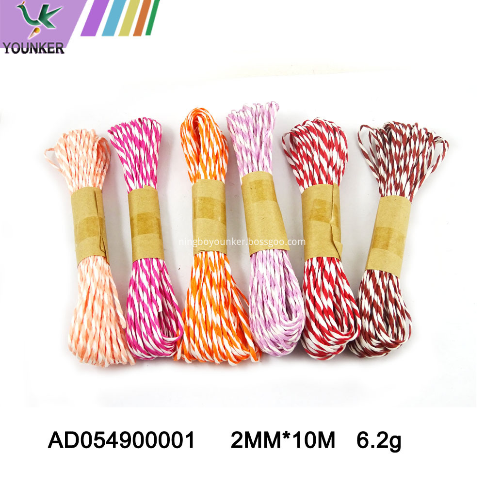 Colorful Craft Paper Rope