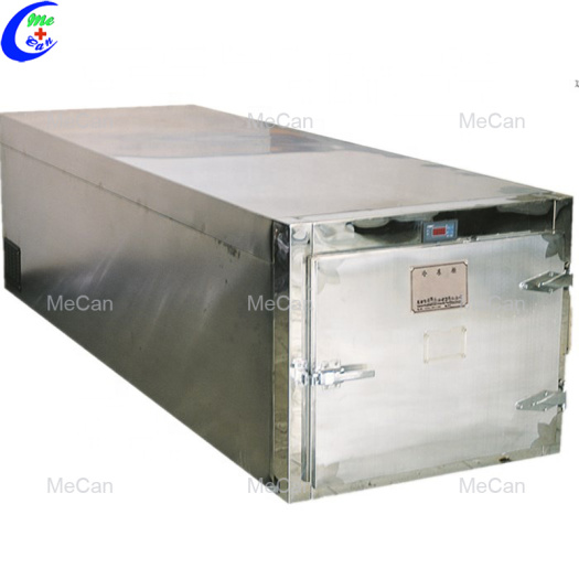 Funeral supplies mortuary freezer embalming equipment