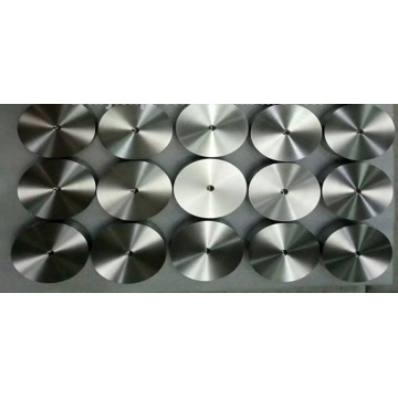 Zirconium Polished Pure Zirconium Target Zr702