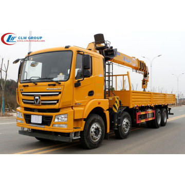 2019 New XCMG G5 14T Telescopic Crane Truck