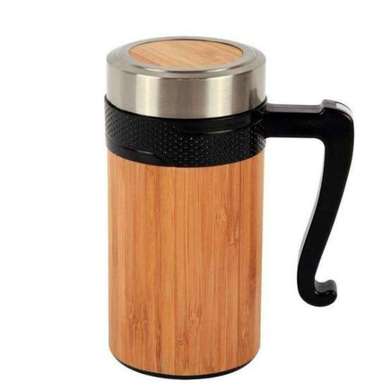 Bamboo Cup for Environmental Protection