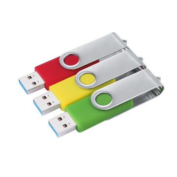 Top Swivel Twister USB Flash Drive 3.0