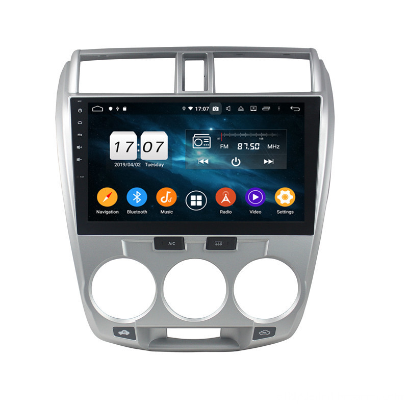 Klyde android car electronics for CITY