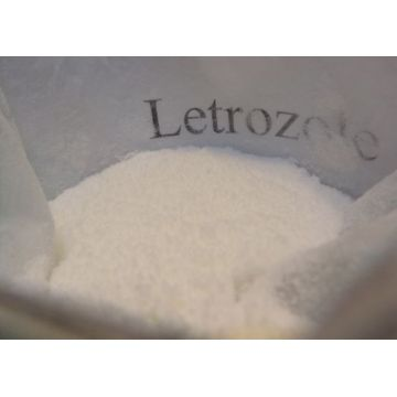 Femara Letrozole Anti Estrogen Steroids Raw Powder For Muscle Gain CAS 112809-51-5