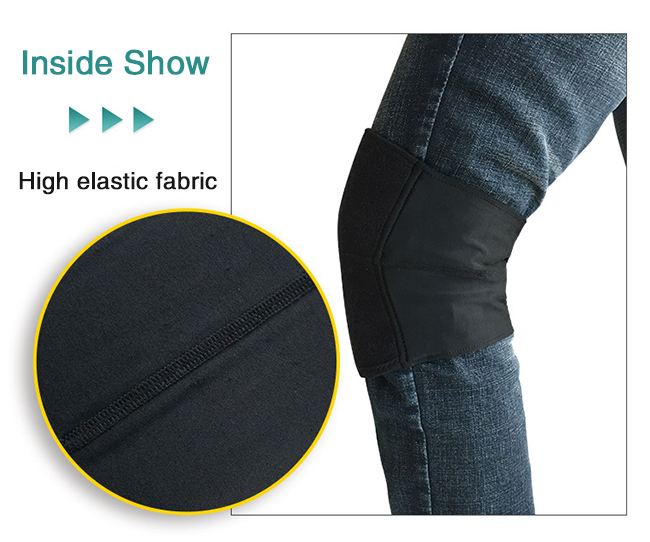 high elastic knee support