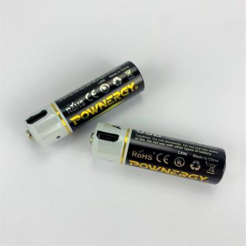 AAA Rechargeable Battery Pack 1.5v 660mwh