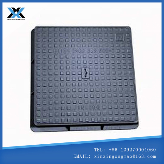 High quality cast iron square well