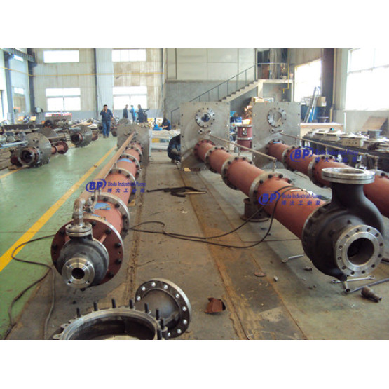 SCCY Long Shaft Submerged Pump