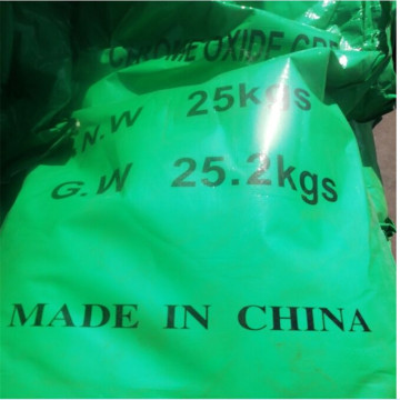 High Purity Chromium Oxide Green For Ceramic