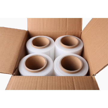 Clear pallet wrapping 23 micron lldpe stretch film