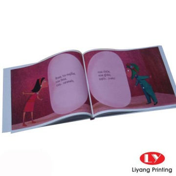Cheap softcover book printing overseas
