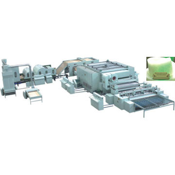 thermal bonding machine