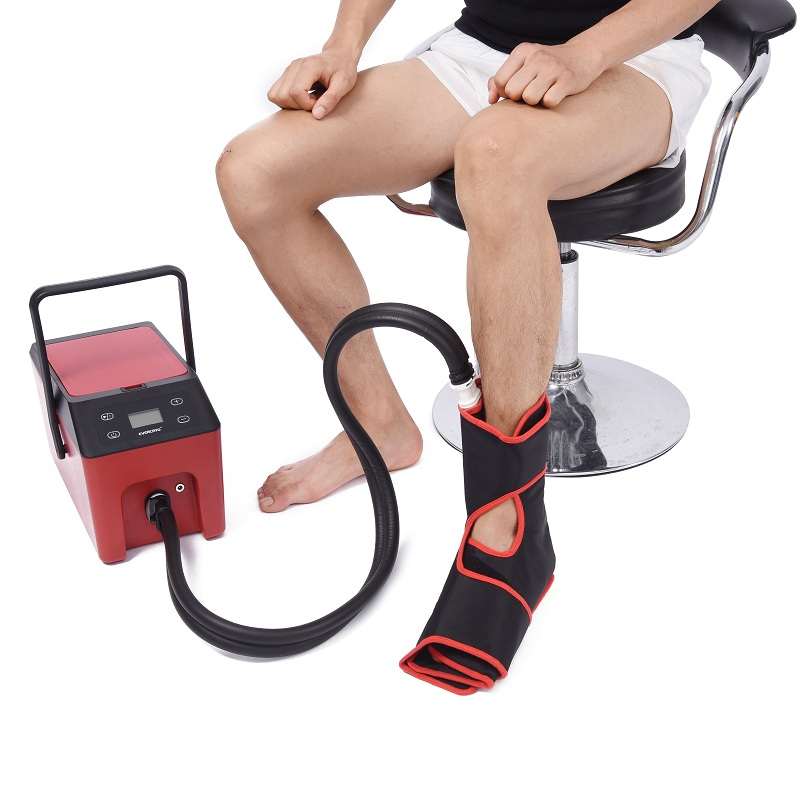 Ankle Cold Therapy Unit