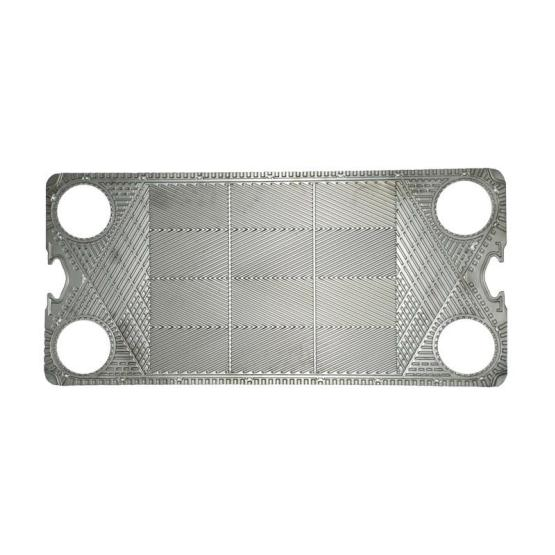 APV heat exchanger plate replace A055