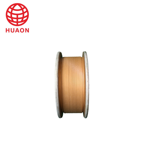 Polyimide Film Overcoated With F46 Rectangular Copper Wire
