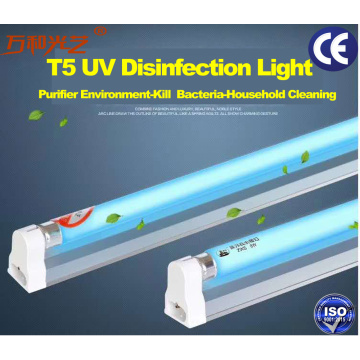 Bacteria virus ozone led disinfection lamp