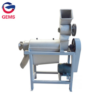Spiral Fruit Juicer Crusher Machine
