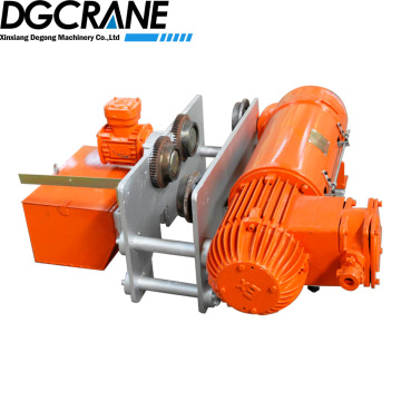 Wire rope electric hoist 3000kg with trolley