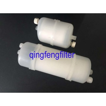 1/2′′ NPT Connections PTFE Capsule Filter