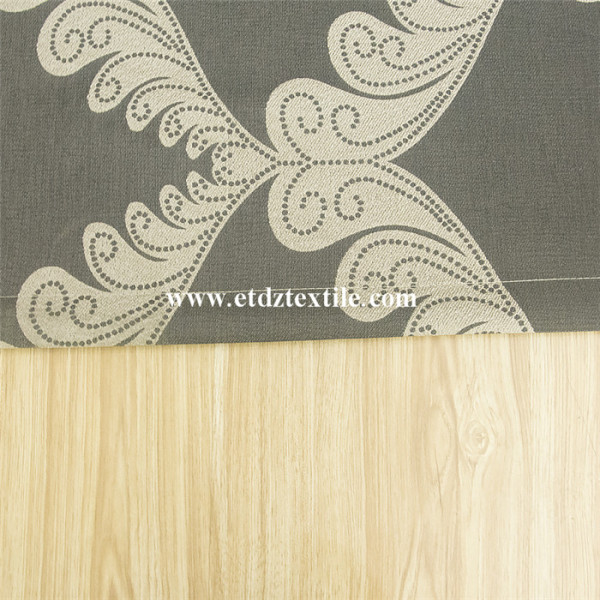 G20 Hot Polyester Yarn Dyed Curtain Fabric