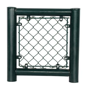 2020 High quality PVC coated chain link fencing with factory price