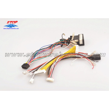 wiring assembly for game machine counter system