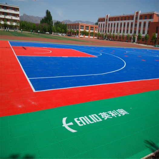 Sports Flooring PP Court Tiles