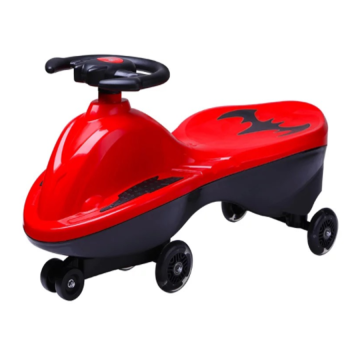 Bat Wheeled Ride On Car Child Wiggle Vehicle