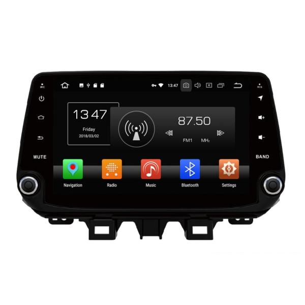 car radio with navigation for IX35 Tucson 2018