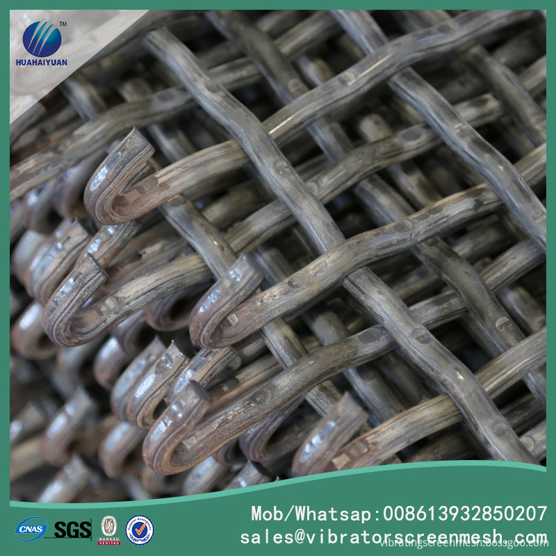Heavy Vibrating Screen Mesh