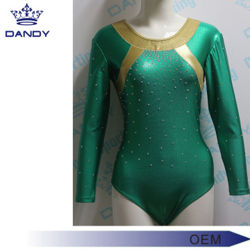 gk style metallic gymnastics leotards