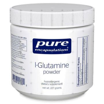 l-glutamine is good for what