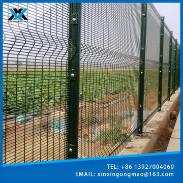 high security anti-climb fence