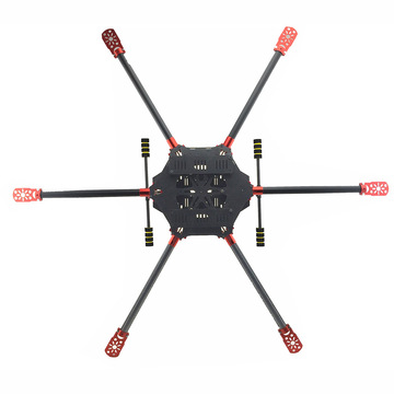 820mm Folding Hexa Copter Frame