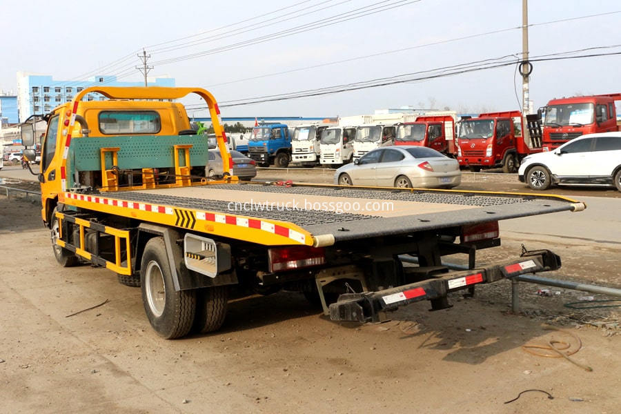 Car Towing vehicle 2