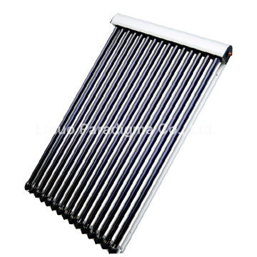 Pressurized Heat Pipe Solar Collector
