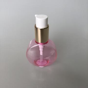 100ml PETG bottle with lotion pump for cream