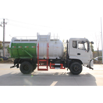 Brand New Dongfeng 8CBM Swill Collection Truck