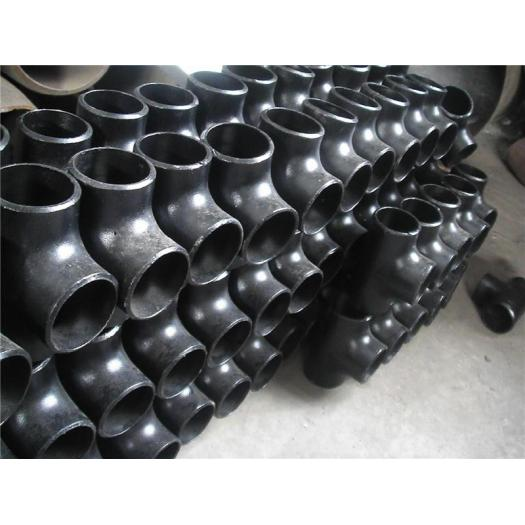 Carbon Steel Weld Fitting High Technology Durable Hot Sales Pipe Tee