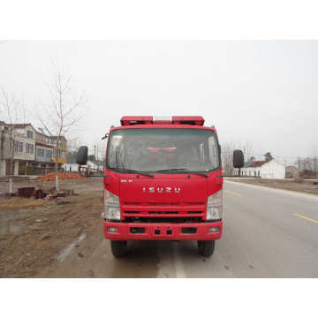 Brand New ISUZU 4000litres fire fighting vehicle