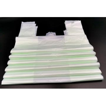 Corn Starch Biodegradable Shopping Grocery Plastic Bags