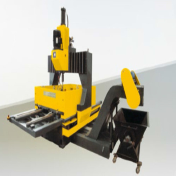 Steel Fabrication Machinery CNC Plate Driller