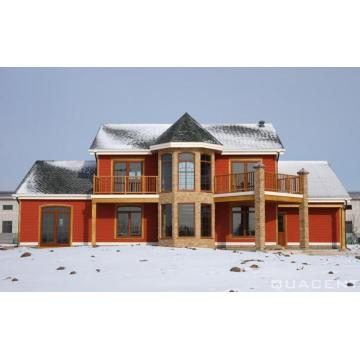 Environmental Friendly Residential Wood Home Package
