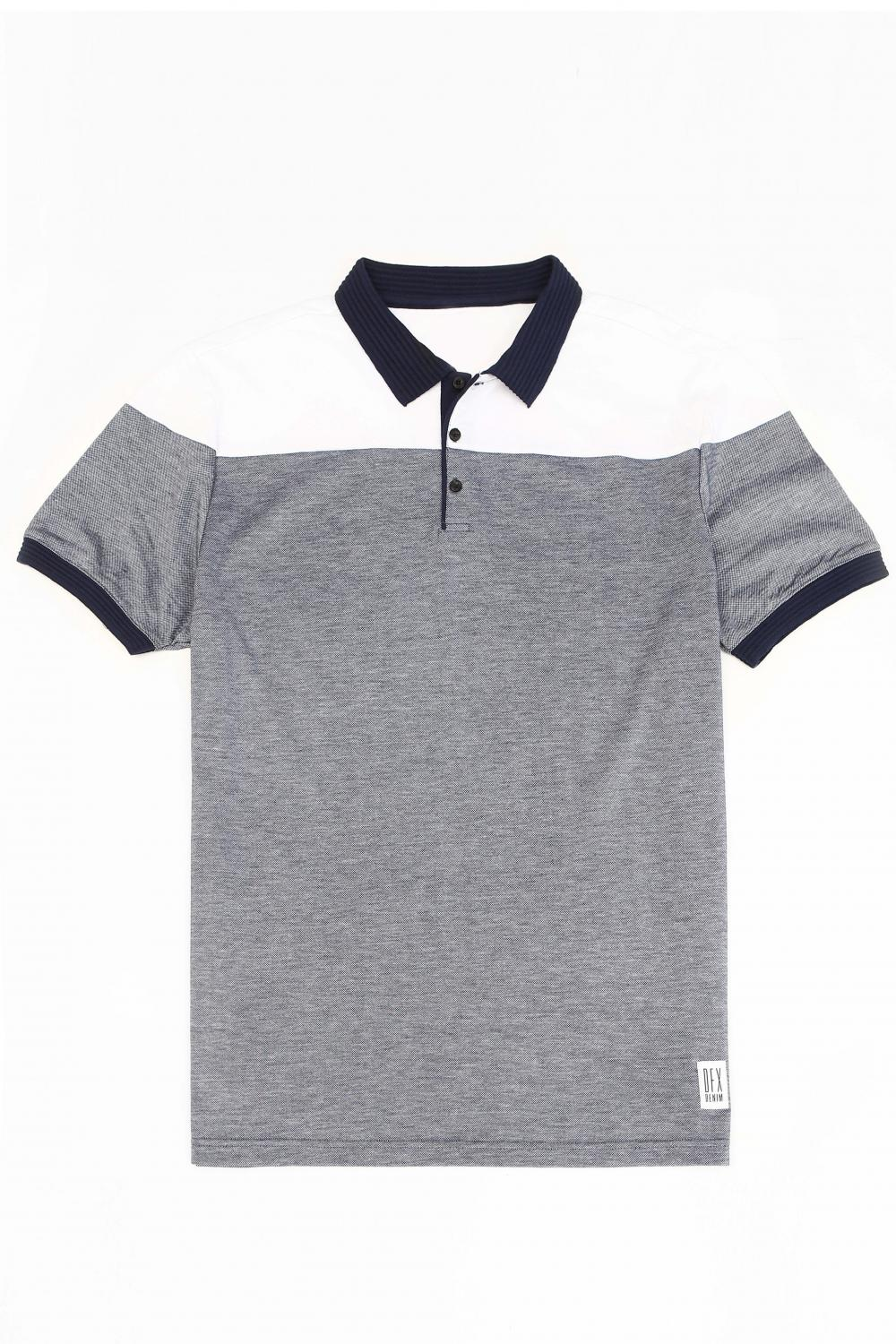 Men's cut and sewn Polo