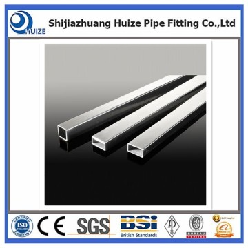 weight of gi square pipe